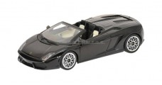 Lamborghini Gallardo LP560-4 Black 1:43 Minichamps 400103830