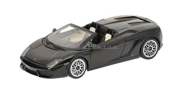 Lamborghini Gallardo LP560-4 Black 1:43 Minichamps 400103830