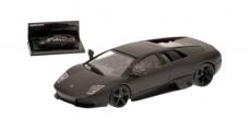 Lamborghini Murcielago Linea Opaca Matt Black 1:43 Minichamps 436103921