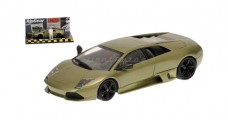 Lamborghini Murcielago Lp 640 Top Gear Green 1:43 Minichamps 519431032