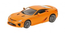 Lexus LFA Orange 1:43 Minichamps 400166020