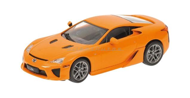 Lexus LFA Orange 1:43 Minichamps 400166020