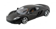 Mclaren MP4 12C Black 1:18 Minichamps 133021
