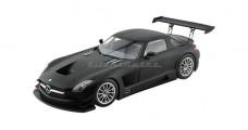 Mercedes-Benz SLS Amg GT3 Street Black 1:18 Minichamps 151113101