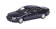 Mercedes CL 500 coupe Blue 1:43 Minichamps 430038021