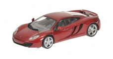 Mclaren MP4 12C Red 1:18 Minichamps 530133022
