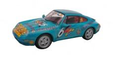Porsche 911 Blue 1:43 Minichamps 430946306