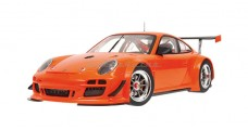 Porsche 911 GT3 Orange 1:18 Minichamps 151108901