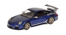 Porsche 911 GT3 RS Blue 1:43 Minichamps 400069101