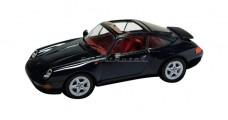 Porsche 911 Targa Black 1:43 Minichamps 430063062