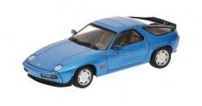 Porsche 928S Blue 1:43 Minichamps 400068120
