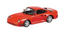Porsche 959 Red 1:43 Minichamps 400062521
