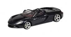 Porsche Carrera GT Black 1:43 Minichamps 430060230