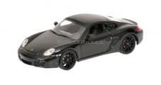 Porsche Cayman S Sport 987 Black 1:43 Minichamps 400065626