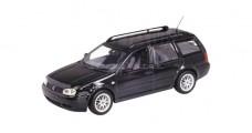 Volkswagen Golf Variant Black 1:43 Minichamps 430056010