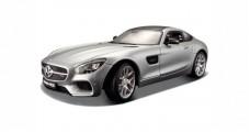 Mercedes-Benz AMG GT Silver 1:18 Maisto 36204