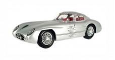 Mercedes 300 SLR Coupe Unlenhaut 1955 Silver 1:18 Maisto 36898