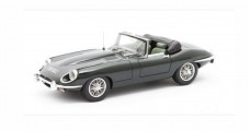 Jaguar E-Type SII Roadster 1970 Dark Green 1:43 Matrix MX11001-042