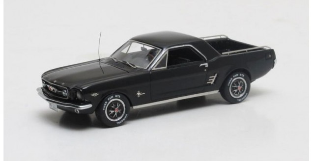 ford mustang 1962 1:43