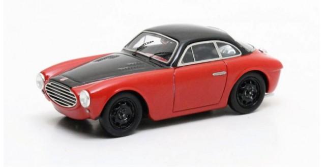 Moretti 750 Grand Sport Year 1954 Red Black 1:43 Matrix MX31309-011