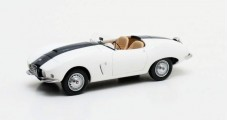 Arnolt Bristol Bolide 1955 White Resin 1:43 Matrix MX40204-011