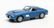 Chevrolet Corvette Scaglietti Year 1959 Blue Metallic 1:43 Matrix MX40302-021