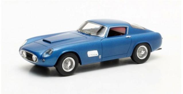 Chevrolet Corvette Scaglietti Year 1959 Blue Metallic 1:43 Matrix MX40302-021