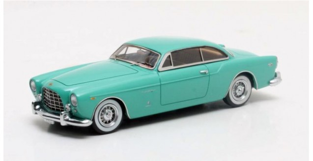 Chrysler ST Special Ghia Coupe Year 1954 Green 1:43 Matrix MX40303-011