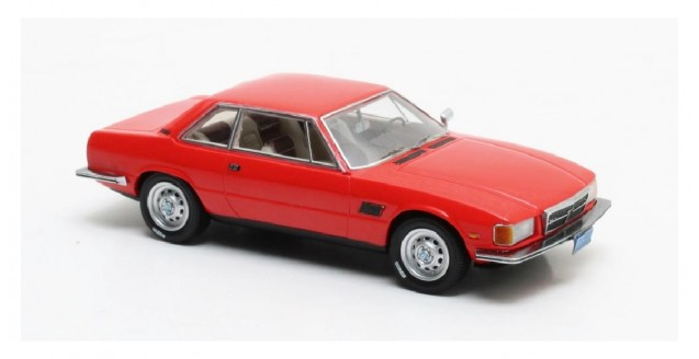 De Tomaso Longchamp red 1972 1:43 Matrix MX40404-022