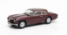Jensen C-V8 Mk3 1965 Red Metallic Resin 1:43 Matrix MX41002-072