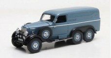 Mercedes-Benz G4 Van Year 1939 Grey 1:43 Matrix MX41302-081