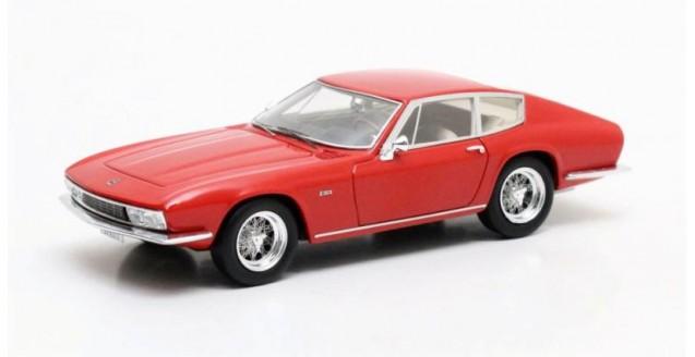 Monteverdi 375S Coupe 1968 Red 1:43 Matrix MX41308-011