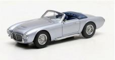 Maserati A6GCS Frua Spider Year 1957 Blue Grey 1:43 Matrix MX41311-021