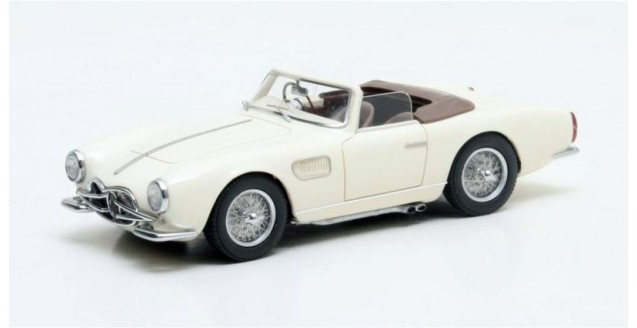 Maserati 150 GT Spyder by Fantuzzi Year 1957 Beige 1:43 Matrix MX41311-051