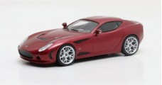 Zagato Perana Z-One Coupe 2009 Red Metalic 1:43 Matrix MX42201-011