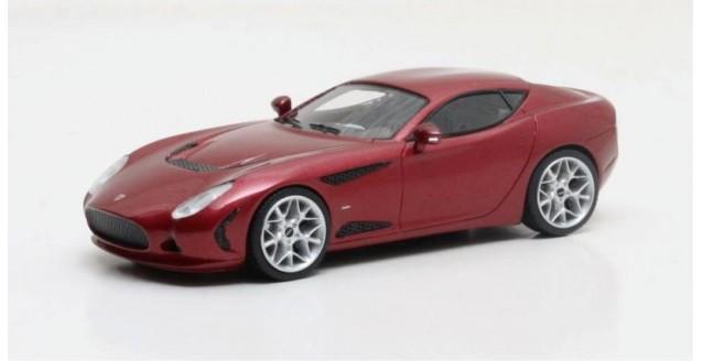 Zagato Perana Z-One Coupe 2009 Red Metalic 1:43 Matrix MX42201-011