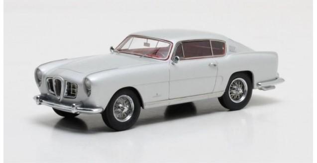 Alfa Romeo 1900 CSS Speciale Ghia Year 1954 Silver 1:43 Matrix MX50102-031