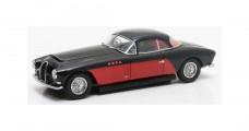 Bugatti T101 Antem Coupe (1951) Resin Red Black 1:43 Matrix MX50205-021