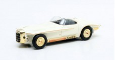 Mercer Cobra Year 1965 White 1:43 Matrix MX51303-011