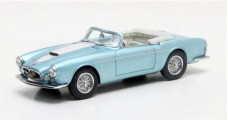 Maserati A6G 2000 Frua Grand Sport Spyder Year 1957 Light Blue 1:43 Matrix MXLM02-1311