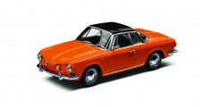 VW Karmann Ghia Coupe Type 34 1961 Orange 1:43 Minichamps 000099300ABK2Y