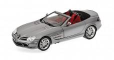 Mercedes SLR McLaren Roadster Grey 1:18 Minichamps 100037131