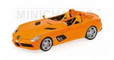 Mercedes SLR Stirling Moss Orange 1:18 Minichamps 100038400
