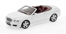 Bentley Continental GTC White 1:18  Minichamps 100139032