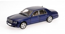 Bentley Arnage T Blue 1:18 Minichamps 100139400