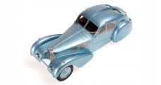 Bugatti Type 57SC Atlantic 1936 Blue Metallic 1:18 Minichamps 107110320
