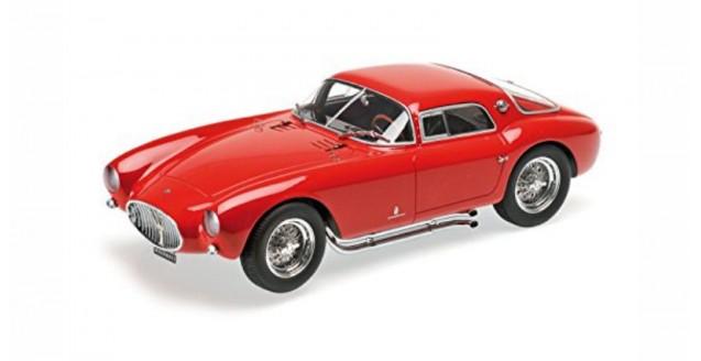 Maserati A6GCS 1954 Red 1:18 Minichamps 107123461