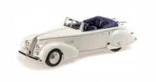 LANCIA Astura Tipo 233 1936 Cream 1:18 Minichamps 107125330