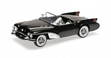 Buick Wildcat 2 Concept Car Year 1954 Black 1:18 Minichamps 107141222