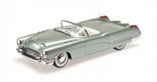 BUICK Wildcat I Concept 1953 Light Green Metallic 1:18 Minichamps 107141332